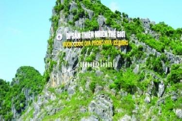 Di sản thiên nhiên thế giới Phong Nha - Kẻ Bàng: Giá trị nổi bật địa chất, địa mạo của khu vực